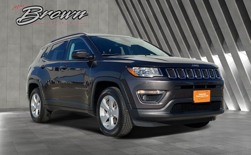 2018 Jeep Compass Altitude Granbury TX