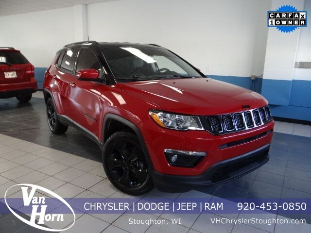 2018 Jeep Compass Altitude Stoughton WI