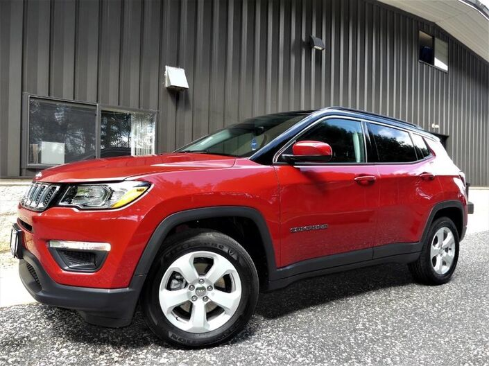 2018 Jeep Compass Altitude Sykesville MD