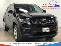 2018_Jeep_Compass_LATITUDE AUTOMATIC REAR CAMERA BLUETOOTH CRUISE CONTROL ALLOY WH_ Carrollton TX
