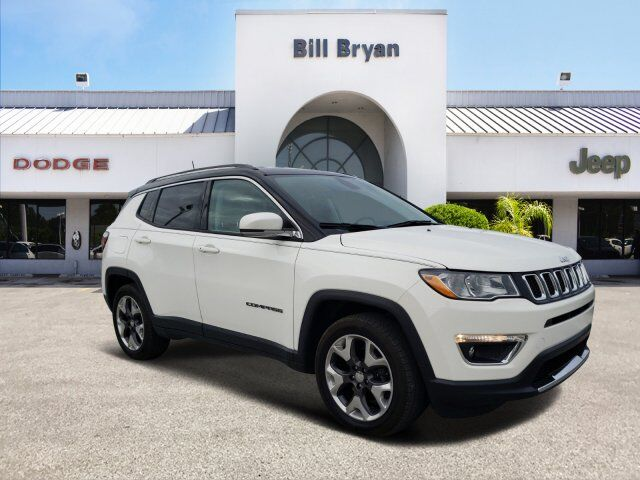 2018 Jeep Compass LIMITED FWD Leesburg FL