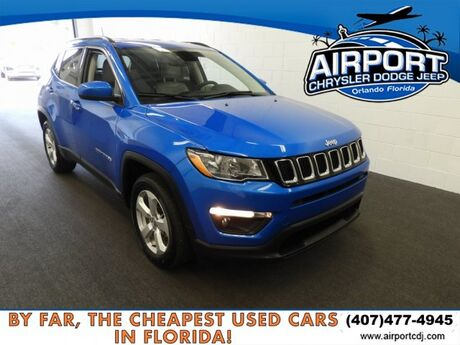 2018 Jeep Compass Latitude  FL