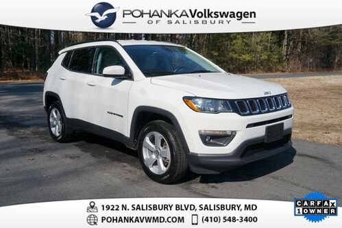 2018_Jeep_Compass_Latitude ** ONE OWNER ** 30+ MPG **_ Salisbury MD
