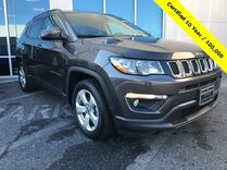 2018 Jeep Compass Latitude ** Pohanka Certified 10 Year / 100,000  **