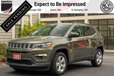 2018_Jeep_Compass_Latitude 4x4_ Boxborough MA