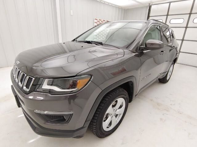 2018 Jeep Compass Latitude 4x4 Manhattan KS