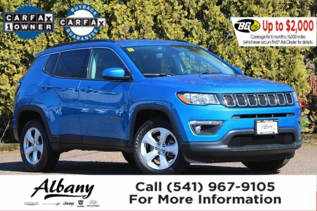 2018 Jeep Compass Latitude Albany OR