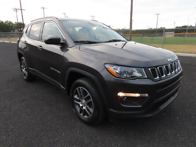 2018 Jeep Compass Latitude Liberty Hill TX