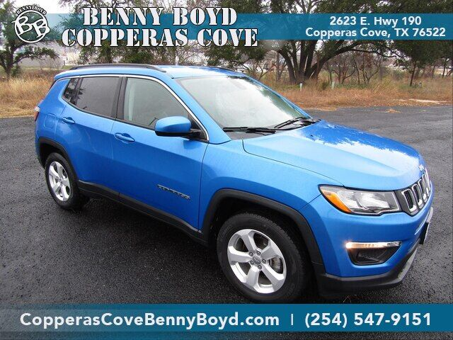 2018 Jeep Compass Latitude Copperas Cove TX