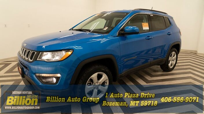 2018 Jeep Compass Latitude Bozeman MT