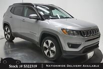 Jeep Compass Latitude CAM,KEY-GO,18IN WHLS 2018