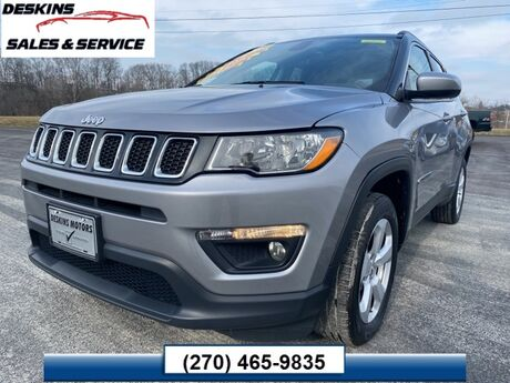 2018 Jeep Compass Latitude Campbellsville KY