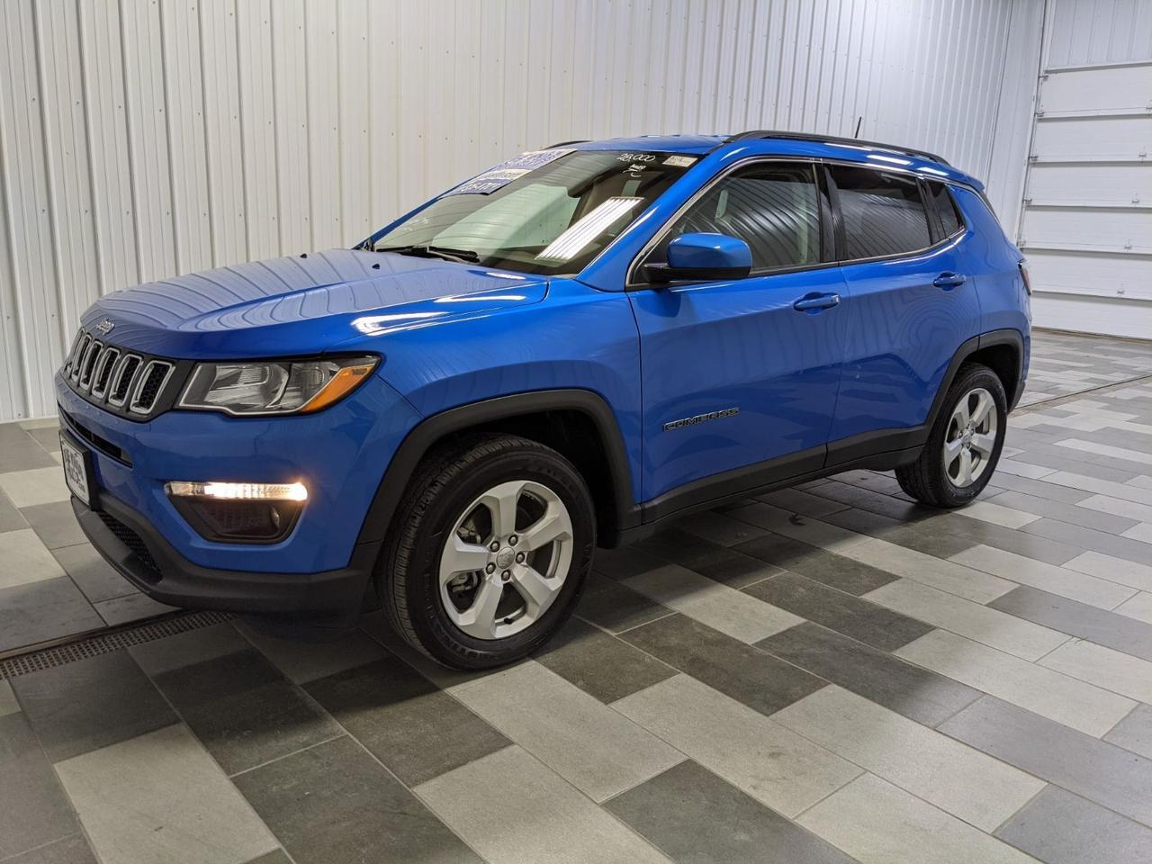 2018 Jeep Compass Latitude Duncansville PA