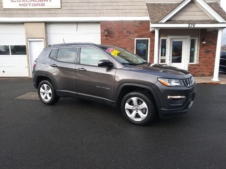 2018 Jeep Compass Latitude East Windsor CT