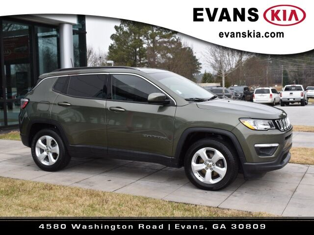 2018 Jeep Compass Latitude Evans GA