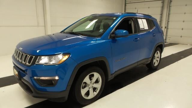 2018 Jeep Compass Latitude FWD Topeka KS