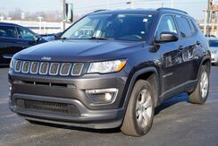 2018_Jeep_Compass_Latitude_ Fort Wayne Auburn and Kendallville IN