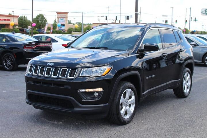 2018 Jeep Compass Latitude Fort Wayne Auburn and Kendallville IN