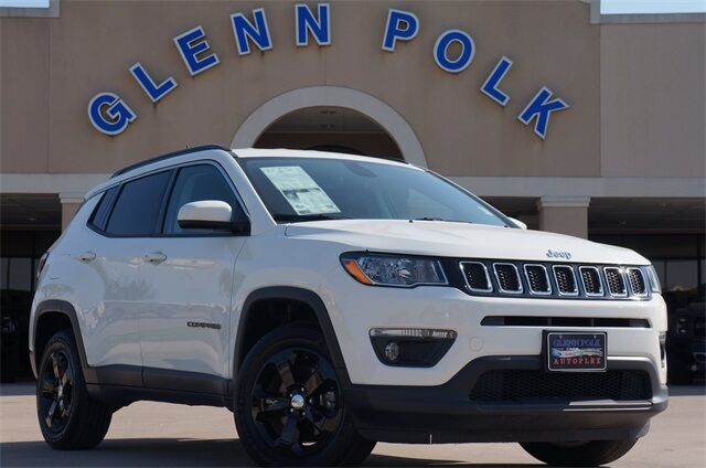 2018 Jeep Compass Latitude Gainesville TX