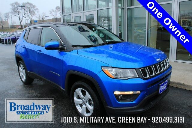 2018 Jeep Compass Latitude Green Bay WI