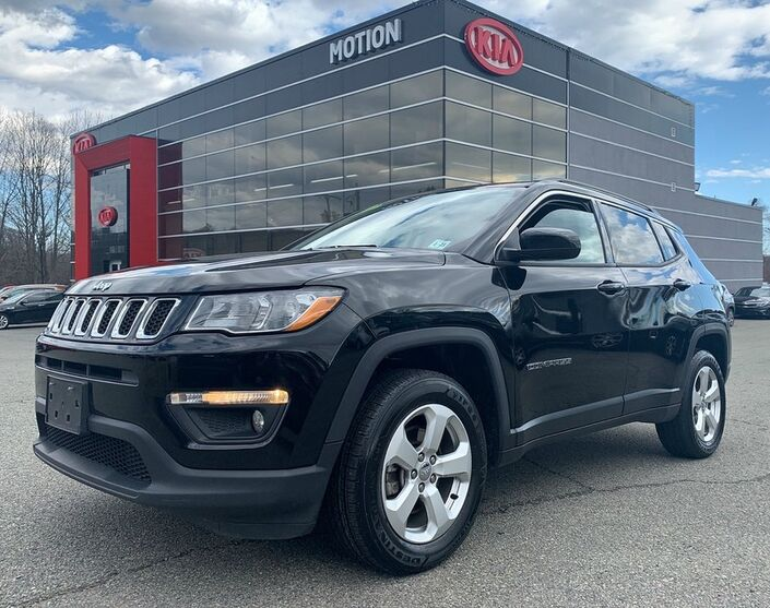 2018 Jeep Compass Latitude Hackettstown NJ