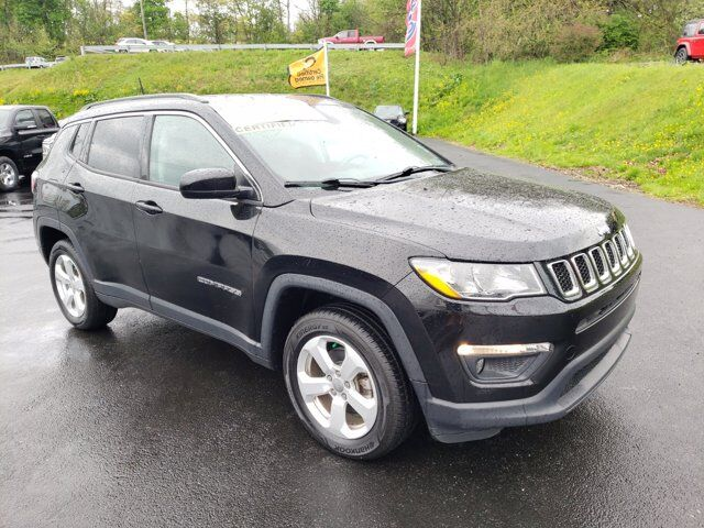 2018 Jeep Compass Latitude HAMBURG PA