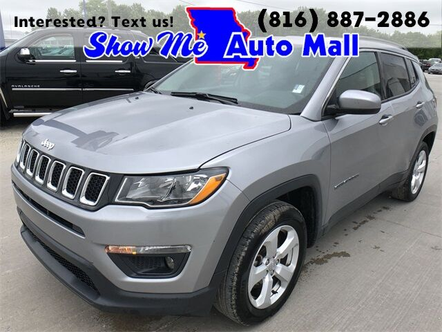 2018 Jeep Compass Latitude Harrisonville MO