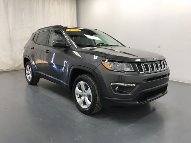 2018 Jeep Compass Latitude Holland MI