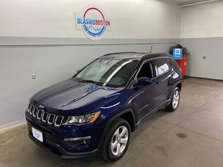 2018 Jeep Compass Latitude Holliston MA