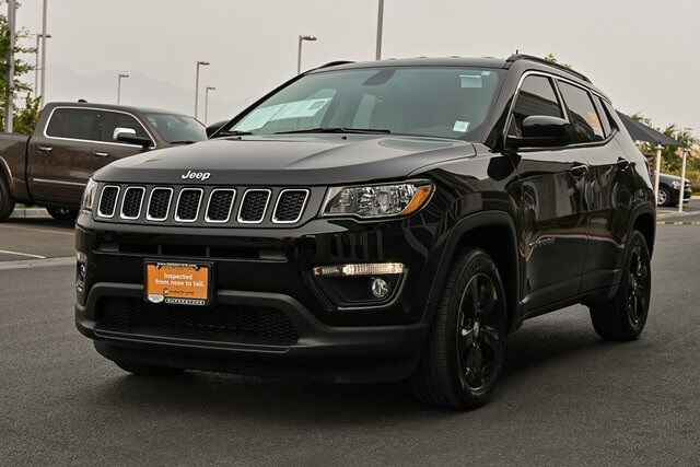 2018 Jeep Compass Latitude Las Vegas NV