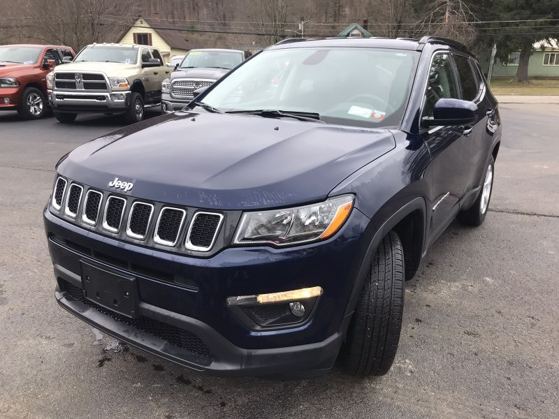 2018 Jeep Compass Latitude Little Valley NY