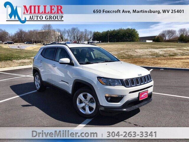 2018 Jeep Compass Latitude Martinsburg WV