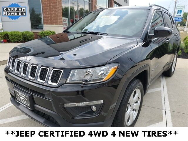 2018 Jeep Compass Latitude Mayfield Village OH
