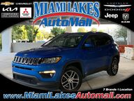 2018 Jeep Compass Latitude Miami Lakes FL