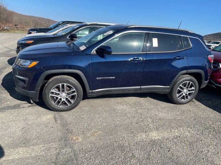2018 Jeep Compass Latitude Owego NY