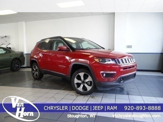 2018 Jeep Compass Latitude Plymouth WI