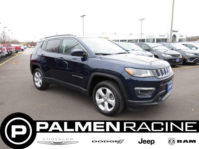 2018 Jeep Compass Latitude Milwaukee WI