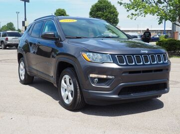 2018_Jeep_Compass_Latitude_ Richmond KY