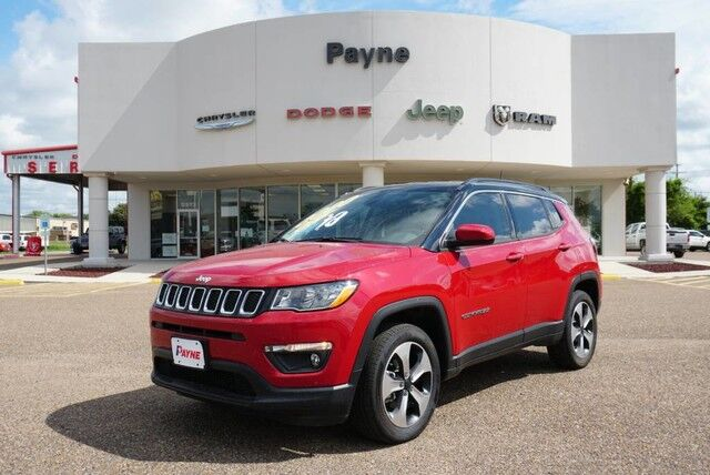 2018 Jeep Compass Latitude Rio Grande City TX