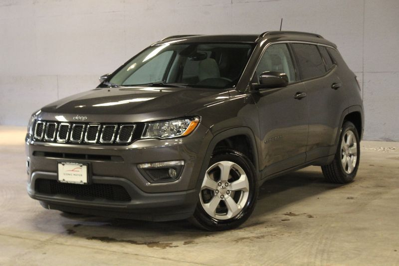 2018 Jeep Compass Latitude Rocky Mount NC