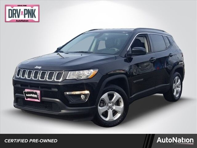 2018 Jeep Compass Latitude Roseville CA