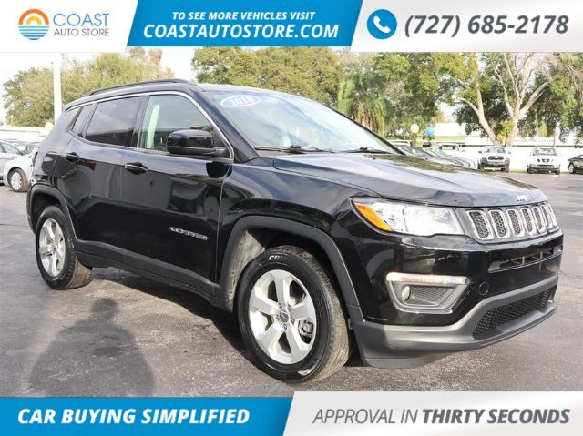 2018 Jeep Compass Latitude Saint Petersburg FL
