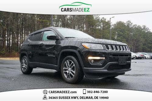 2018_Jeep_Compass_Latitude_ Salisbury MD