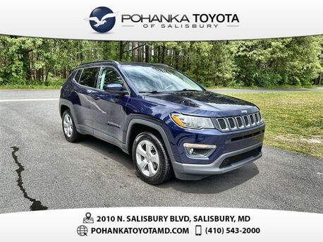 2018_Jeep_Compass_Latitude_ Salisbury MD