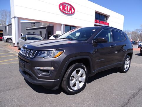 2018_Jeep_Compass_Latitude_ Swansea MA
