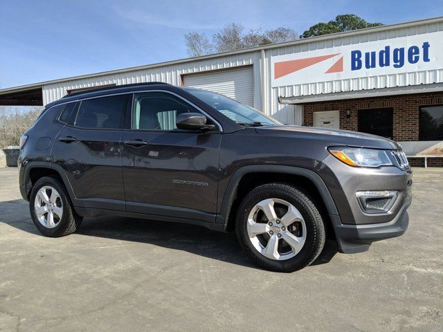 2018 Jeep Compass Latitude Tifton GA