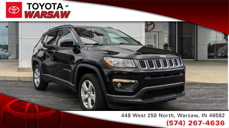 2018 Jeep Compass Latitude Warsaw IN
