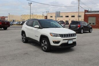 2018_Jeep_Compass_Latitude_ Cape Girardeau MO