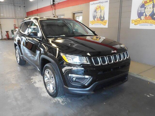 2018 Jeep Compass Latitude Winter Haven FL