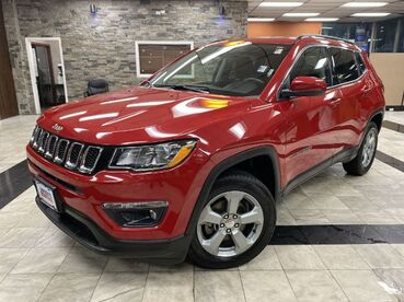 2018_Jeep_Compass_Latitude_ Worcester MA